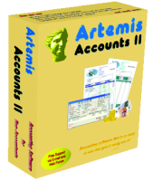Artemis Accounts helps you manage Accounts Payable and Accounts Receivable.